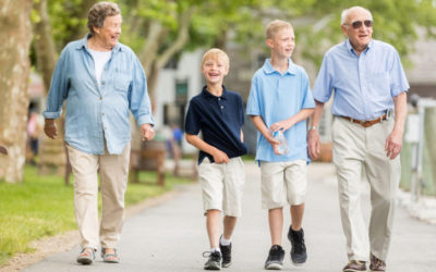 Age Well Study Validates LCS Approach to Health and Well-Being