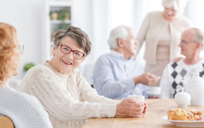 New Study Shows CCRC Residents ARE Happier and Healthier